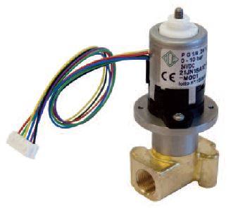 proportional stepper valves