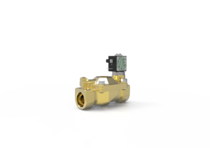low-power solenoid valves