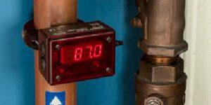 pressure-sensing digital flowmeters