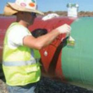 liquid pipeline coating