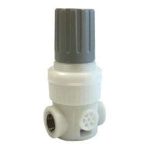 microregulator valves