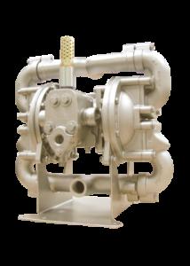 heavy-duty flap valve pump