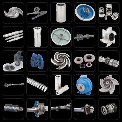 pump replacement parts