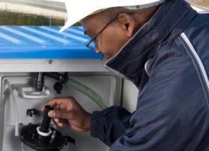 effluent monitoring