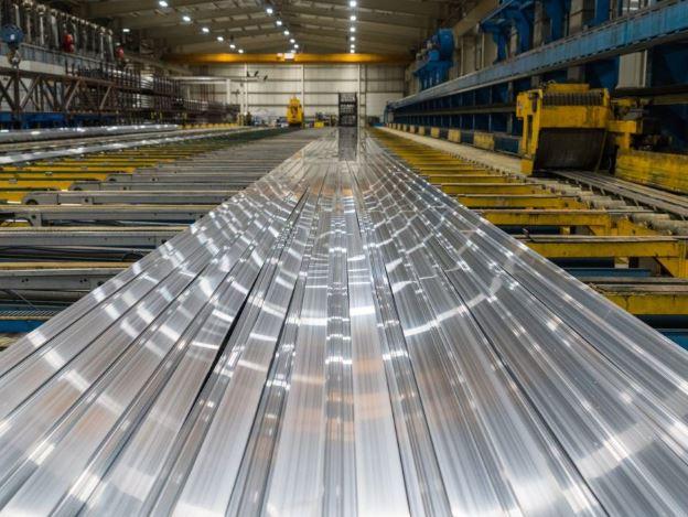 aluminum extrusion belts