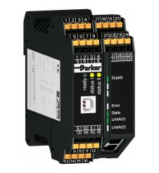 Parker PVplus control module enables full remote connectivity, less downtime
