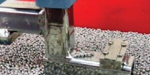 vibratory peening process