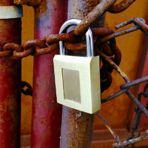 magnetic padlock solution