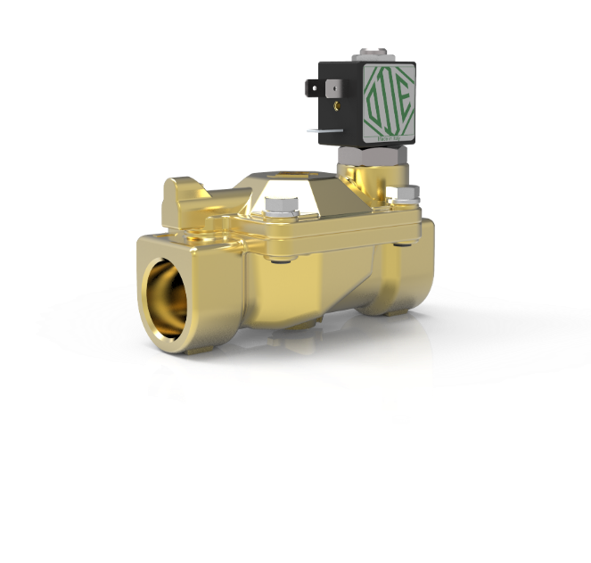 low power solenoid valves