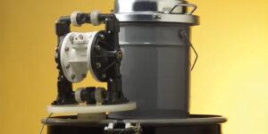 plastic drum pumps