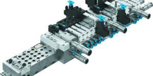 heavy duty valve terminal
