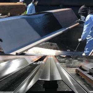 high-build coal tar epoxy
