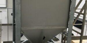 manual cone valve