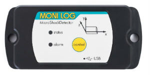 shock data logger