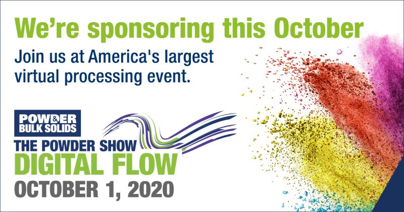 Powder Show Digital Flow