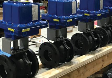 valve automation
