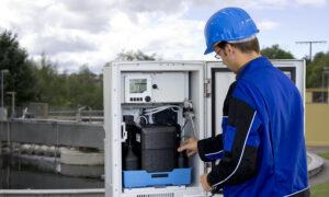 wastewater monitoring platform