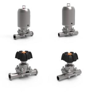 aseptic valves