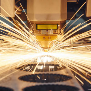 metal-cutting services
