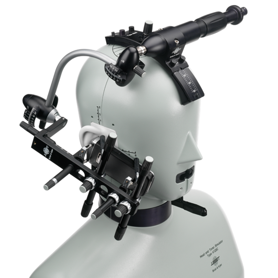 head and torso simulator