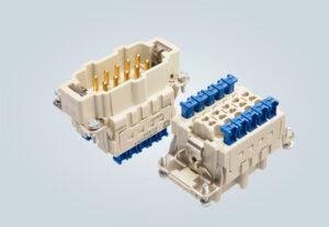 HMC connectors