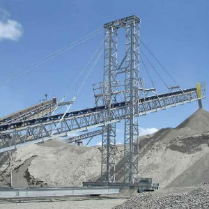 mining and aggregate components