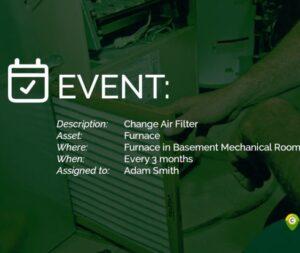 maintenance scheduler
