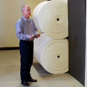 polyurethane foam material