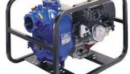 engine driven trash pumps