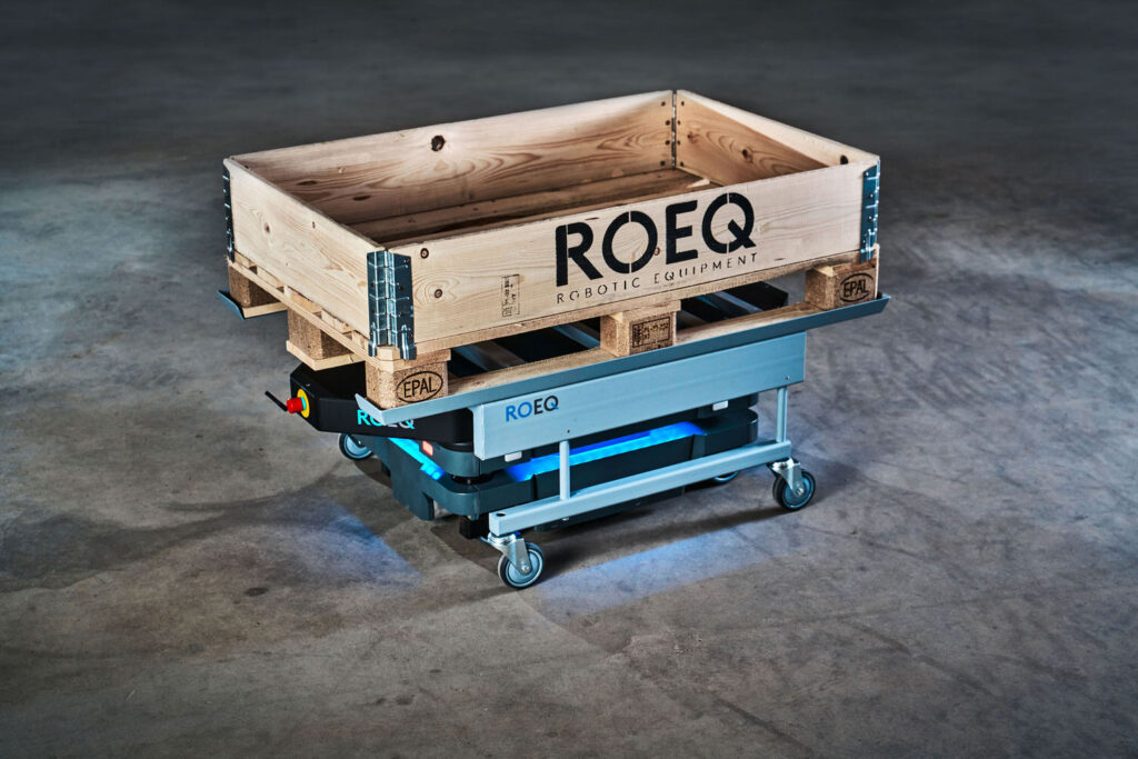 Advanced Motion & Controls Ltd. now carries ROEQ robotic equipment