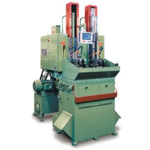 dual-ram vertical broaching machine