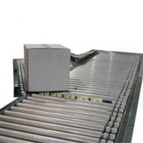 Hytrol live roller conveyors