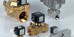 industrial solenoid valves
