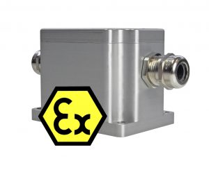 explosion proof inclinometers