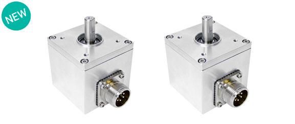 industrial cube encoders