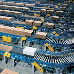 Three of the most popular conveyor types from Norpak Handling