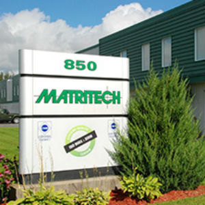 Various industries benefit from Matritech's metal component manufacturing