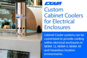 custom cabinet coolers