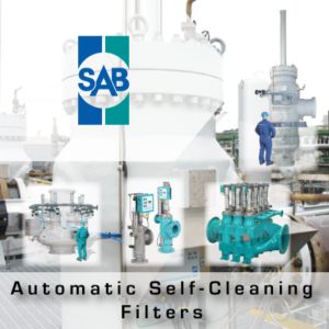 self cleaning filters