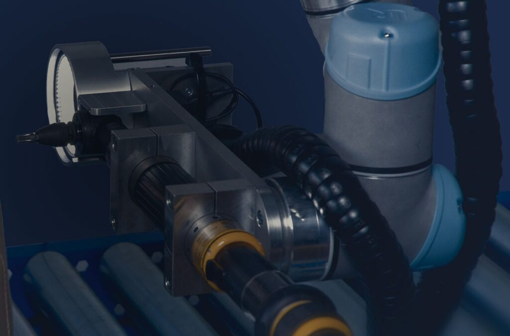 Collaborative robots by UR are ideal for quality inspection applications