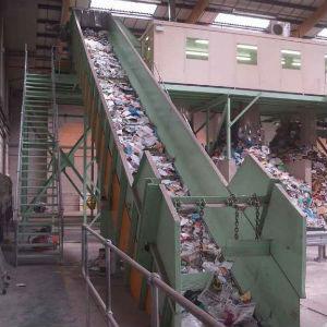 recycling equipment elements
