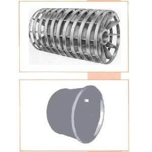 custom belt conveyor pulleys