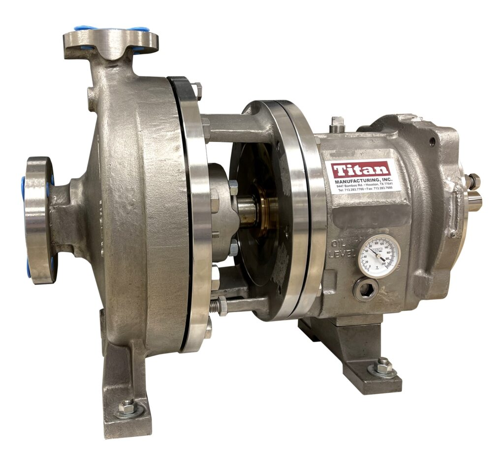 ANSI pumps by Titan now come with new features and benefits
