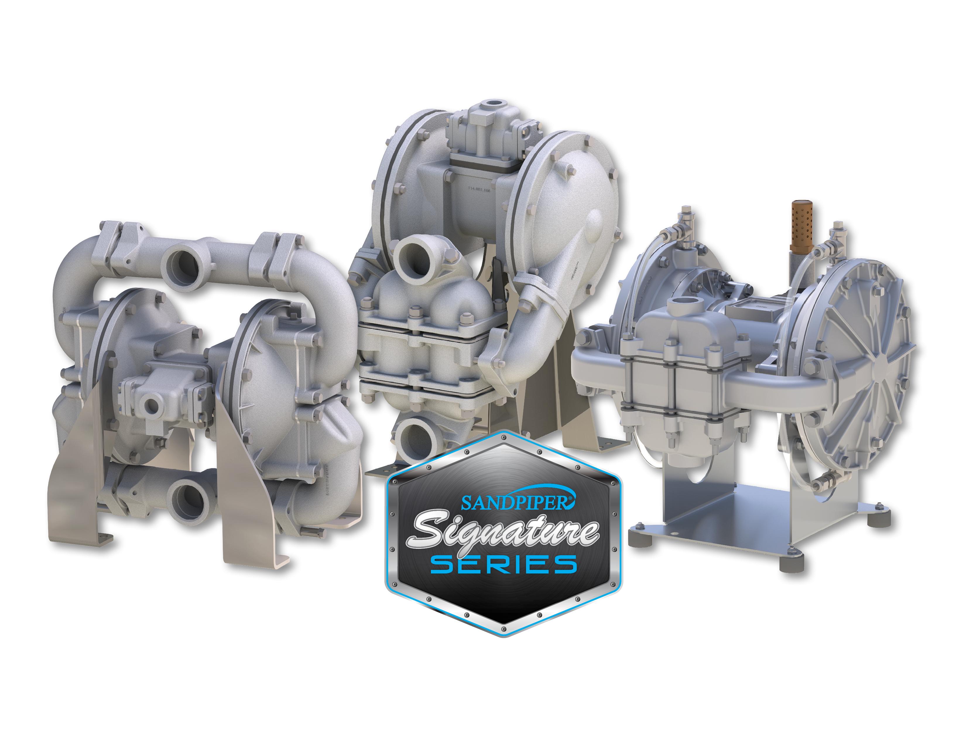 industrial valve pumps