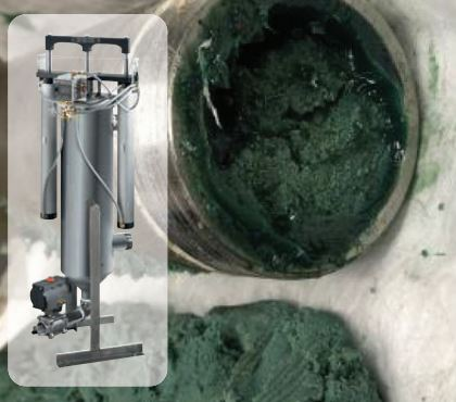 John Brooks Company improves chemical process with new filter solution