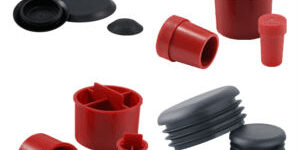 Friction fit plugs