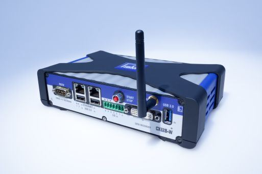 HBM standalone data recorder provides high sample rates and more