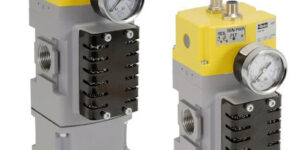 Parker P33 Safety Exhaust Valve Externally Monitored